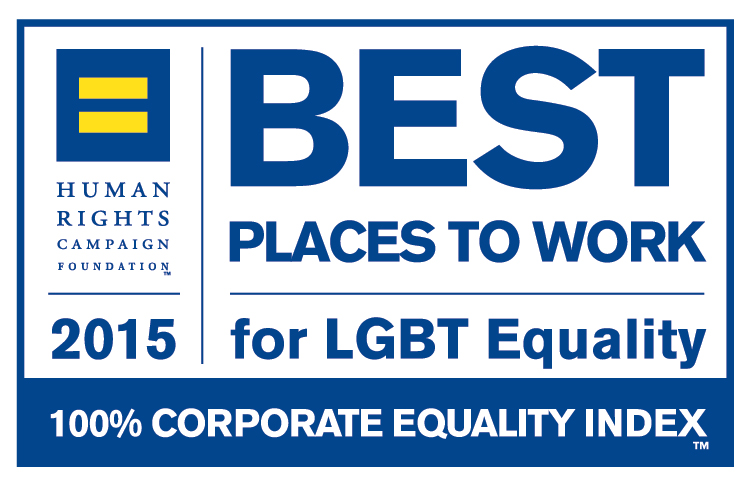 Best Places to Work for LGBT Equality Logo