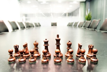 Image of chess pieces