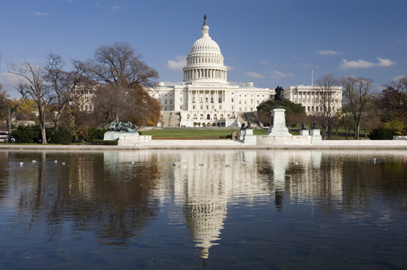 Image of the United State Capitol Building