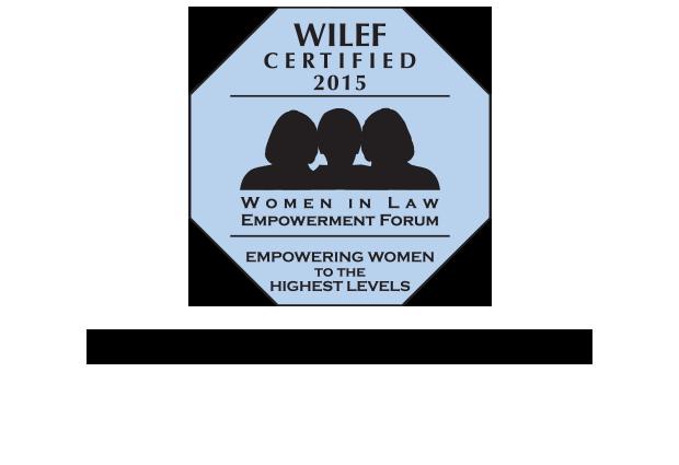 Women in Law Empowerment Forum Logo