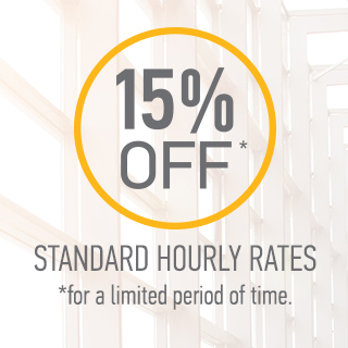 15% Discount Logo