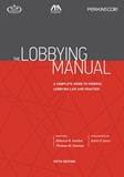 Image of Lobbying Manual Cover