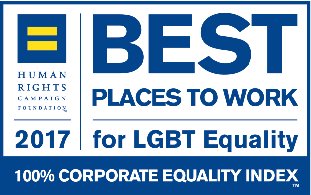 Best Places to Work for LGBT Equility Logo