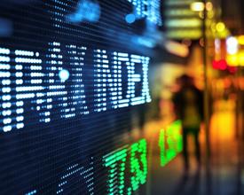 Stylized Image of Trading Index