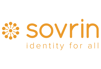 Logo for Sovrin foundation