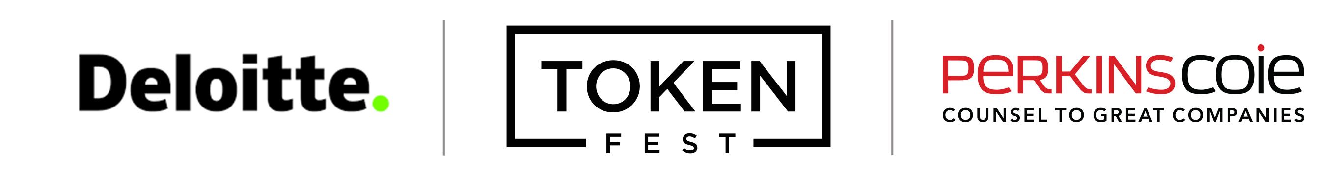 Blockchain Hosts: Deloitte | Token Fest | Perkins Coie