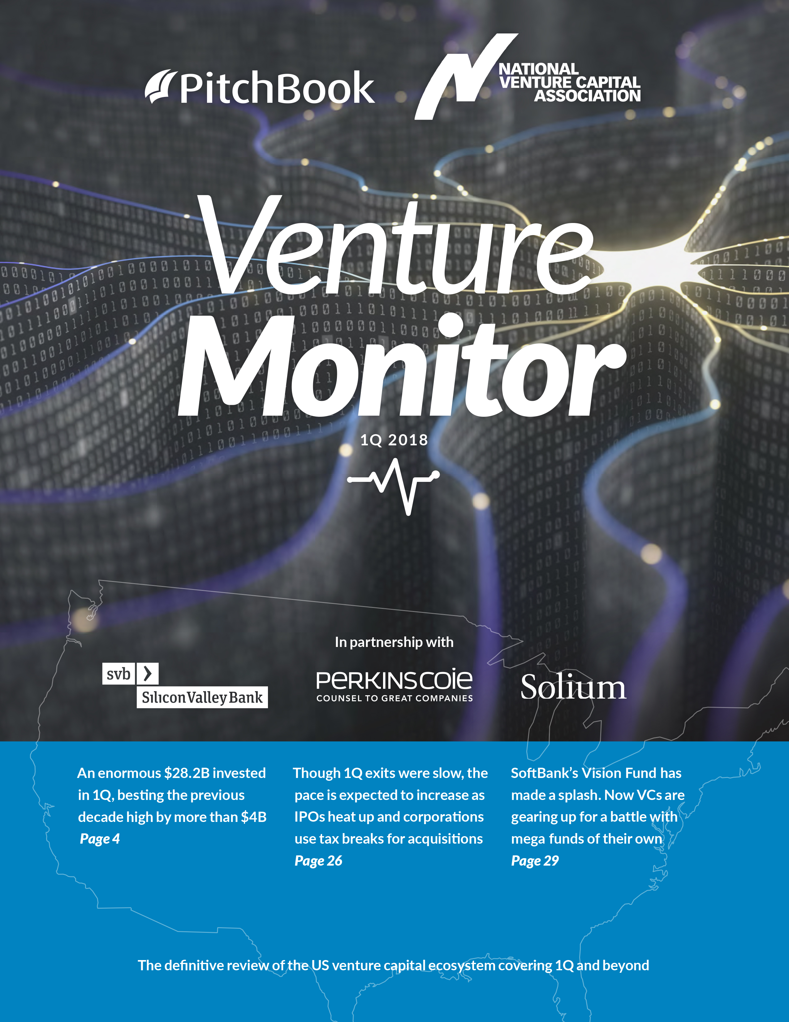 Cover image of Venture Monitor