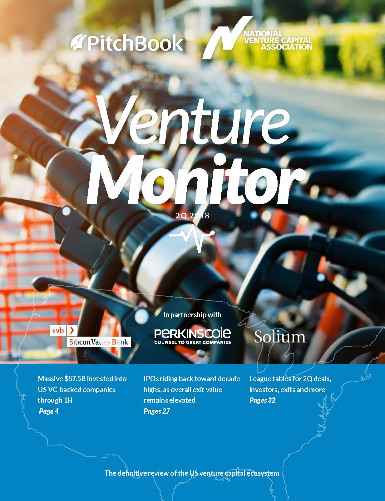 Cover image of Venture Monitor Q2