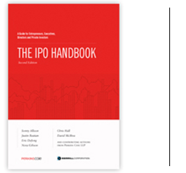 The Initial Public Offering Handbook cover image