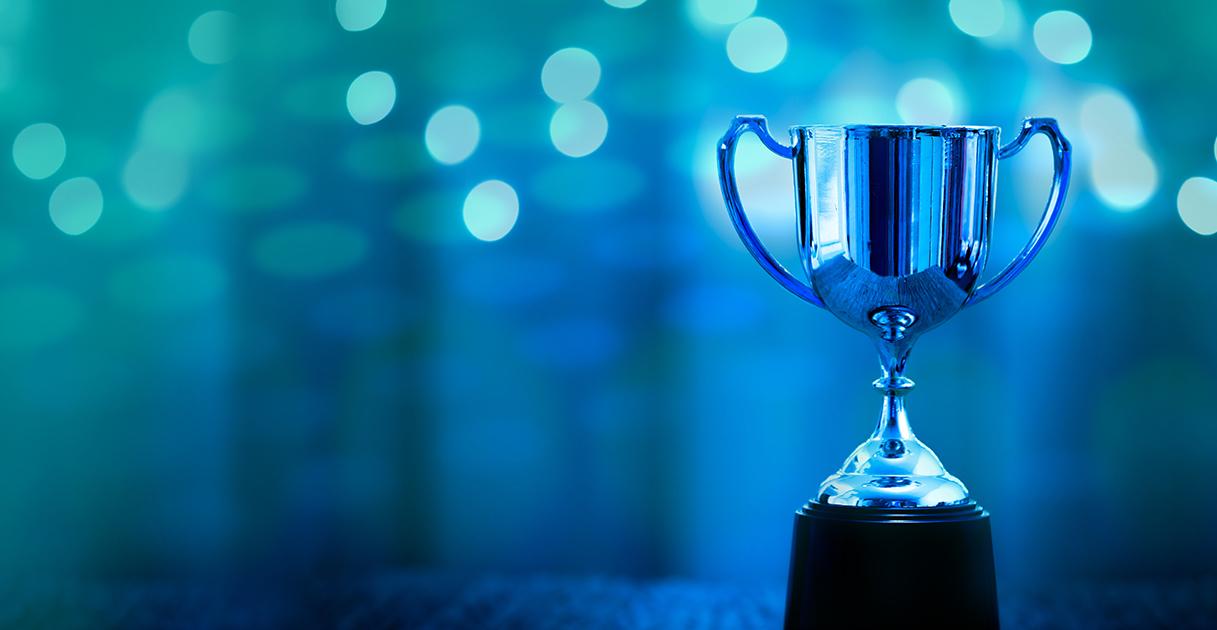 trophy image for awards