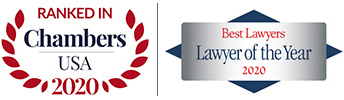 2020 Best Lawyers and 2020 Chamber USA Logos