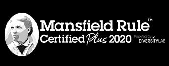 Mansfield Certification Badge 2020