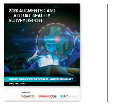 2020 AR/VR Survey Cover page