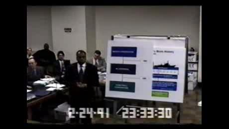 James Williams Civil Trial Video 2